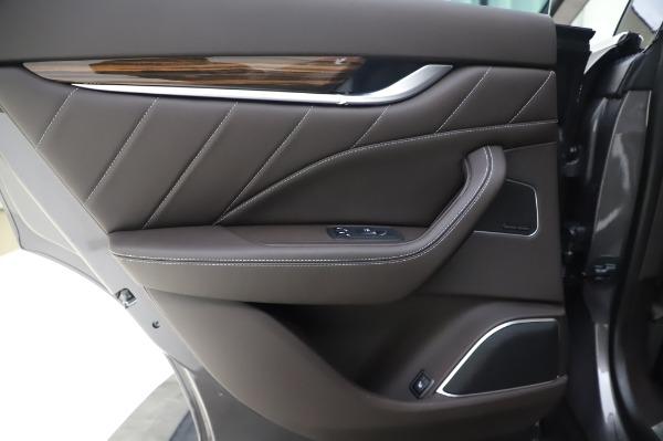New 2020 Maserati Levante S Q4 GranLusso for sale $100,485 at Maserati of Greenwich in Greenwich CT 06830 24