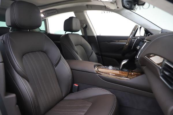 New 2020 Maserati Levante S Q4 GranLusso for sale $100,485 at Maserati of Greenwich in Greenwich CT 06830 25