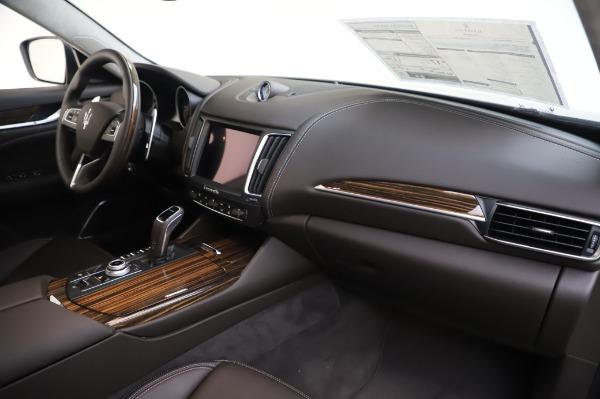 New 2020 Maserati Levante S Q4 GranLusso for sale $100,485 at Maserati of Greenwich in Greenwich CT 06830 27