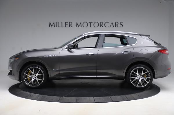 New 2020 Maserati Levante S Q4 GranLusso for sale $100,485 at Maserati of Greenwich in Greenwich CT 06830 3
