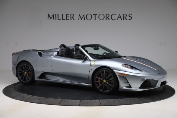 Used 2009 Ferrari 430 Scuderia Spider 16M for sale $329,900 at Maserati of Greenwich in Greenwich CT 06830 10