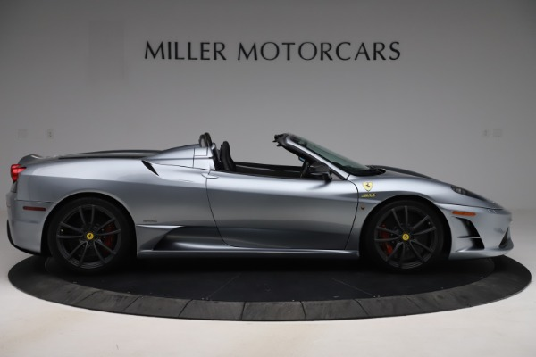 Used 2009 Ferrari 430 Scuderia Spider 16M for sale $329,900 at Maserati of Greenwich in Greenwich CT 06830 9