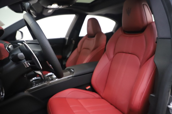 New 2020 Maserati Ghibli S Q4 GranSport for sale $93,285 at Maserati of Greenwich in Greenwich CT 06830 14