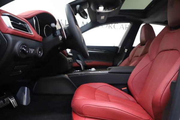 New 2020 Maserati Ghibli S Q4 GranSport for sale $93,285 at Maserati of Greenwich in Greenwich CT 06830 15