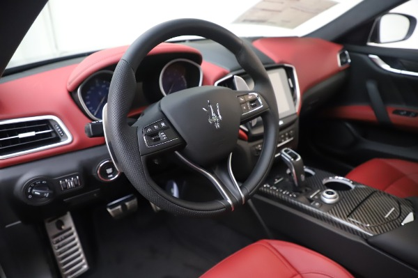 New 2020 Maserati Ghibli S Q4 GranSport for sale $93,285 at Maserati of Greenwich in Greenwich CT 06830 16