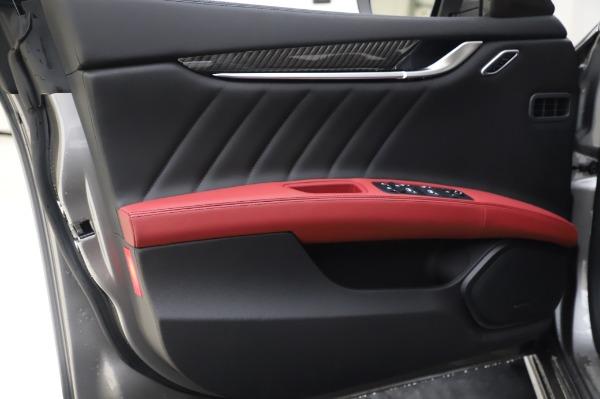 New 2020 Maserati Ghibli S Q4 GranSport for sale $93,285 at Maserati of Greenwich in Greenwich CT 06830 17