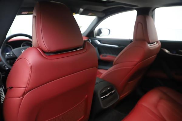New 2020 Maserati Ghibli S Q4 GranSport for sale $93,285 at Maserati of Greenwich in Greenwich CT 06830 20