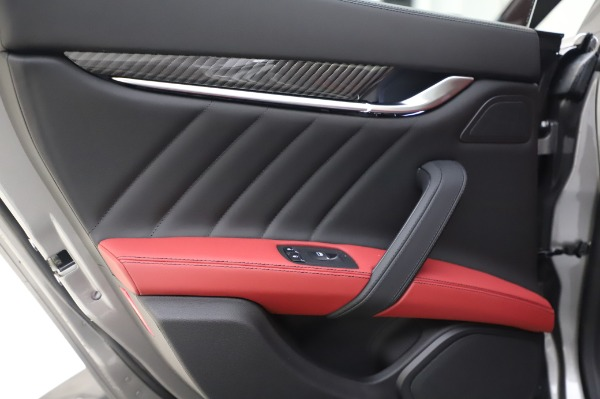 New 2020 Maserati Ghibli S Q4 GranSport for sale $93,285 at Maserati of Greenwich in Greenwich CT 06830 21