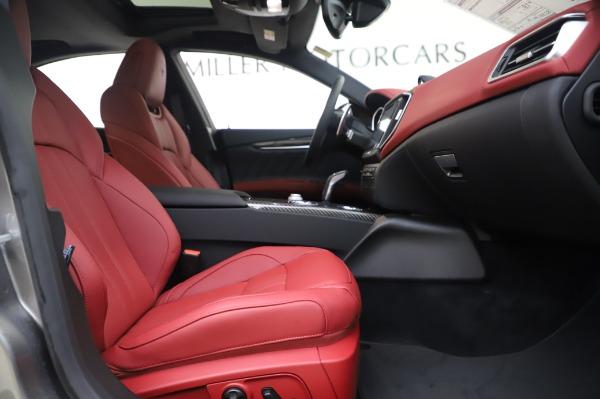 New 2020 Maserati Ghibli S Q4 GranSport for sale $93,285 at Maserati of Greenwich in Greenwich CT 06830 23