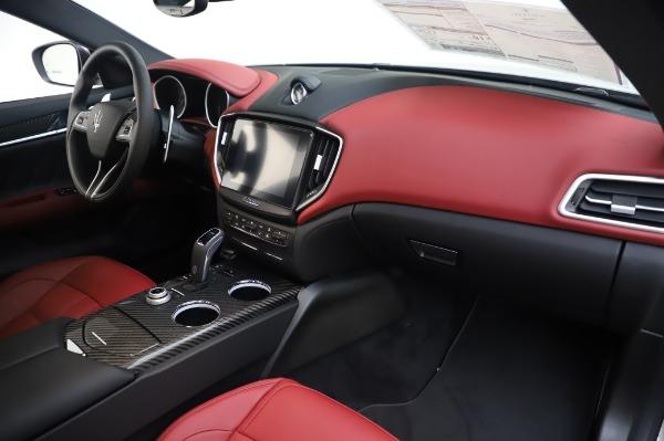 New 2020 Maserati Ghibli S Q4 GranSport for sale $93,285 at Maserati of Greenwich in Greenwich CT 06830 24