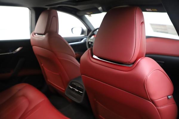New 2020 Maserati Ghibli S Q4 GranSport for sale $93,285 at Maserati of Greenwich in Greenwich CT 06830 27
