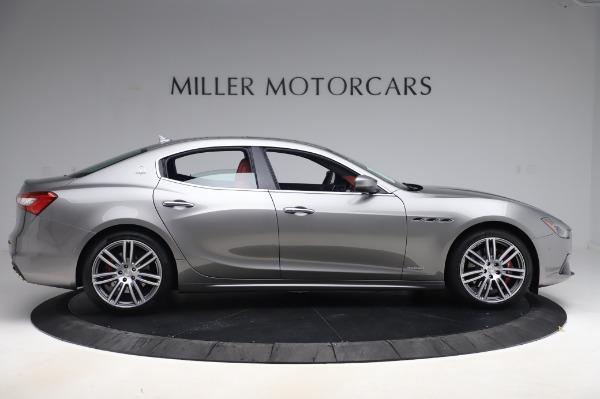 New 2020 Maserati Ghibli S Q4 GranSport for sale $93,285 at Maserati of Greenwich in Greenwich CT 06830 9