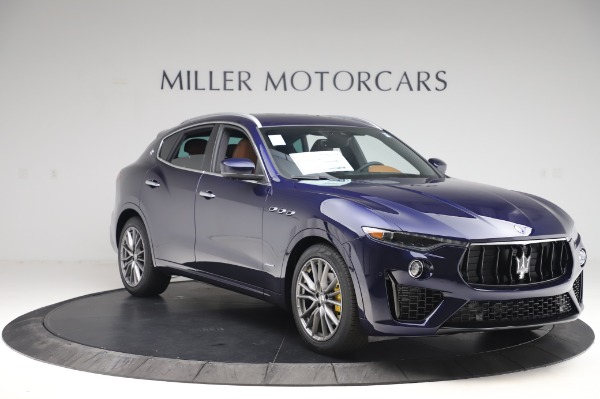 New 2020 Maserati Levante Q4 GranSport for sale Sold at Maserati of Greenwich in Greenwich CT 06830 11