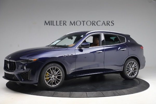 New 2020 Maserati Levante Q4 GranSport for sale Sold at Maserati of Greenwich in Greenwich CT 06830 2