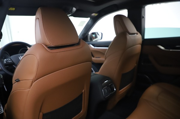 New 2020 Maserati Levante Q4 GranSport for sale Sold at Maserati of Greenwich in Greenwich CT 06830 20