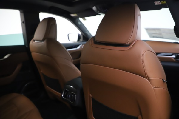 New 2020 Maserati Levante Q4 GranSport for sale Sold at Maserati of Greenwich in Greenwich CT 06830 28