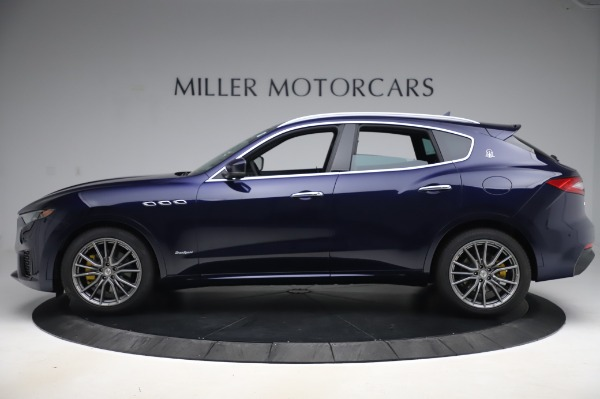 New 2020 Maserati Levante Q4 GranSport for sale Sold at Maserati of Greenwich in Greenwich CT 06830 3