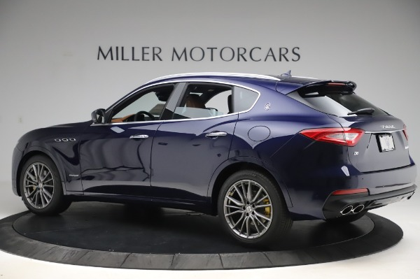 New 2020 Maserati Levante Q4 GranSport for sale Sold at Maserati of Greenwich in Greenwich CT 06830 4