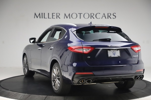 New 2020 Maserati Levante Q4 GranSport for sale Sold at Maserati of Greenwich in Greenwich CT 06830 5