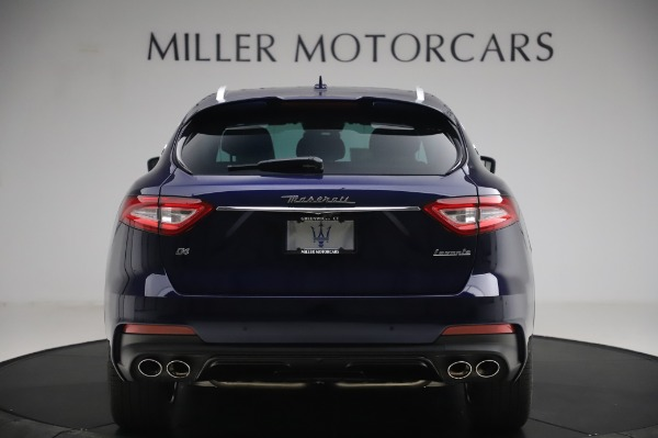 New 2020 Maserati Levante Q4 GranSport for sale Sold at Maserati of Greenwich in Greenwich CT 06830 6