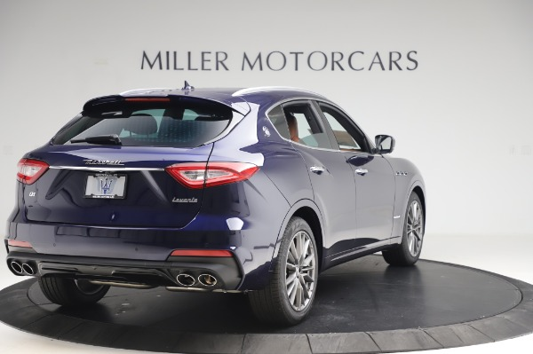 New 2020 Maserati Levante Q4 GranSport for sale Sold at Maserati of Greenwich in Greenwich CT 06830 7