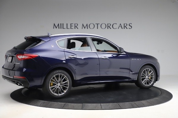 New 2020 Maserati Levante Q4 GranSport for sale Sold at Maserati of Greenwich in Greenwich CT 06830 8