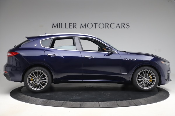 New 2020 Maserati Levante Q4 GranSport for sale Sold at Maserati of Greenwich in Greenwich CT 06830 9