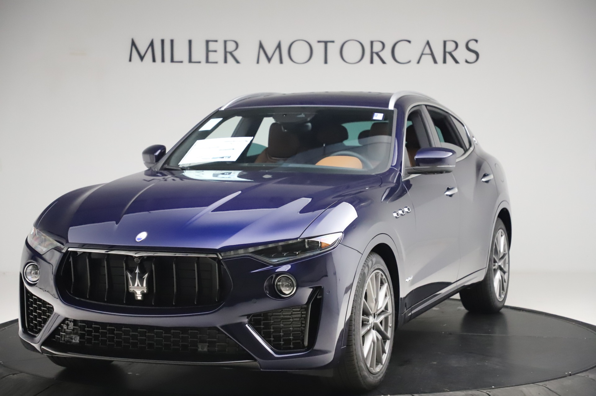 New 2020 Maserati Levante Q4 GranSport for sale Sold at Maserati of Greenwich in Greenwich CT 06830 1