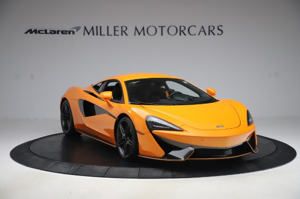 Used 2017 McLaren 570S Coupe for sale $149,900 at Maserati of Greenwich in Greenwich CT 06830 10