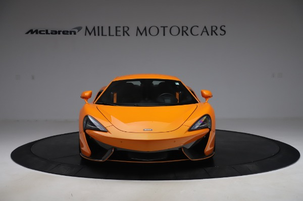 Used 2017 McLaren 570S Coupe for sale $149,900 at Maserati of Greenwich in Greenwich CT 06830 11