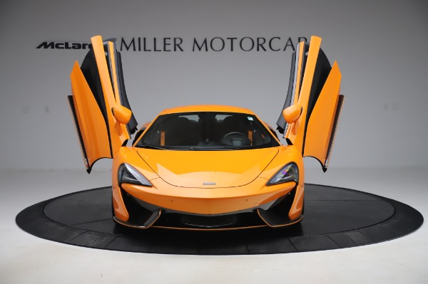 Used 2017 McLaren 570S for sale Call for price at Maserati of Greenwich in Greenwich CT 06830 12