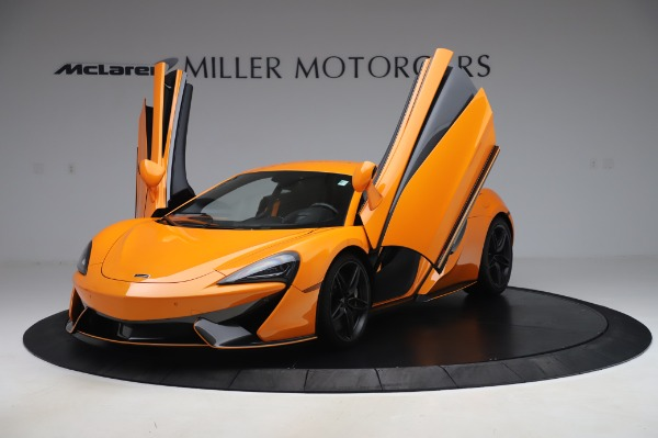 Used 2017 McLaren 570S for sale Call for price at Maserati of Greenwich in Greenwich CT 06830 13