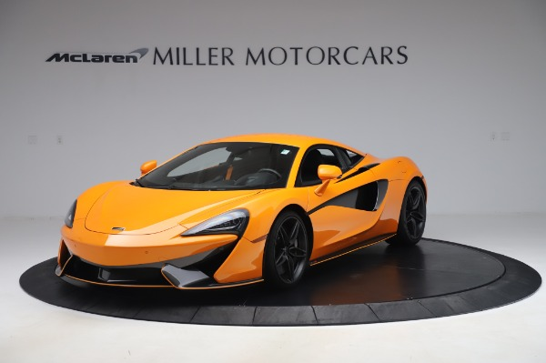 Used 2017 McLaren 570S Coupe for sale $149,900 at Maserati of Greenwich in Greenwich CT 06830 14