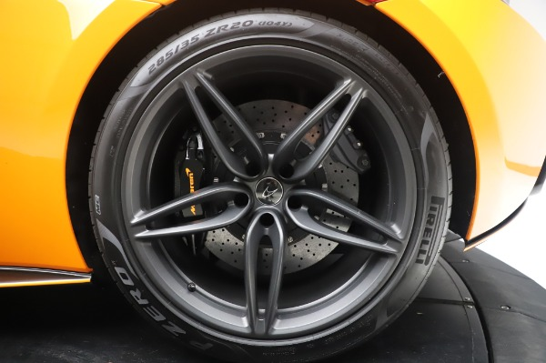 Used 2017 McLaren 570S Coupe for sale $149,900 at Maserati of Greenwich in Greenwich CT 06830 15