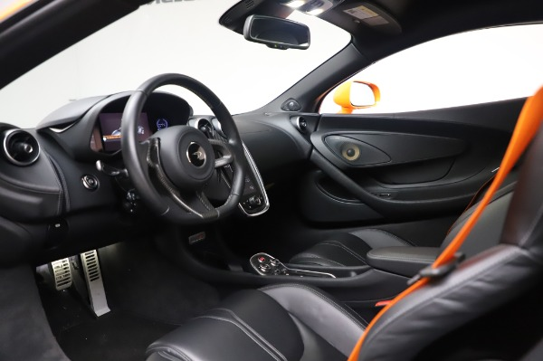 Used 2017 McLaren 570S Coupe for sale $149,900 at Maserati of Greenwich in Greenwich CT 06830 16