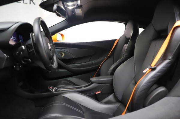 Used 2017 McLaren 570S Coupe for sale $149,900 at Maserati of Greenwich in Greenwich CT 06830 17