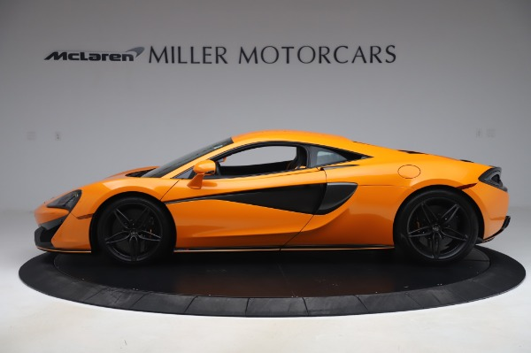 Used 2017 McLaren 570S for sale Call for price at Maserati of Greenwich in Greenwich CT 06830 2