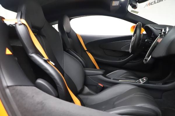 Used 2017 McLaren 570S Coupe for sale $149,900 at Maserati of Greenwich in Greenwich CT 06830 21