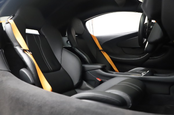 Used 2017 McLaren 570S Coupe for sale $149,900 at Maserati of Greenwich in Greenwich CT 06830 22