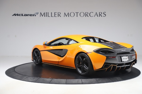 Used 2017 McLaren 570S for sale Call for price at Maserati of Greenwich in Greenwich CT 06830 3