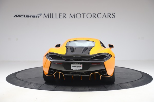 Used 2017 McLaren 570S Coupe for sale $149,900 at Maserati of Greenwich in Greenwich CT 06830 5