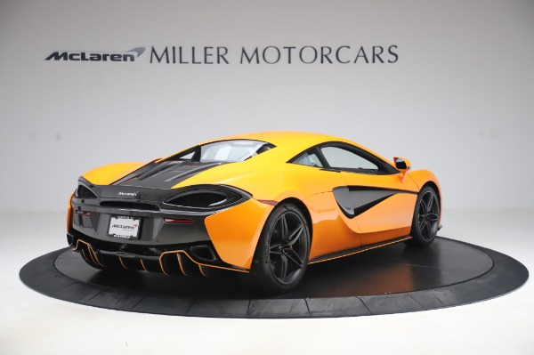 Used 2017 McLaren 570S Coupe for sale $149,900 at Maserati of Greenwich in Greenwich CT 06830 6