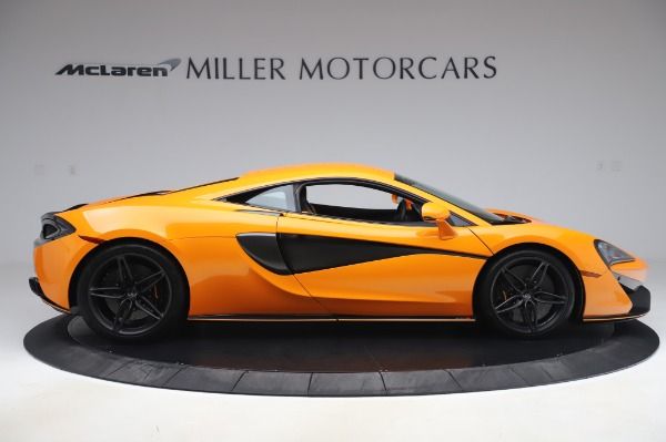 Used 2017 McLaren 570S Coupe for sale $149,900 at Maserati of Greenwich in Greenwich CT 06830 8