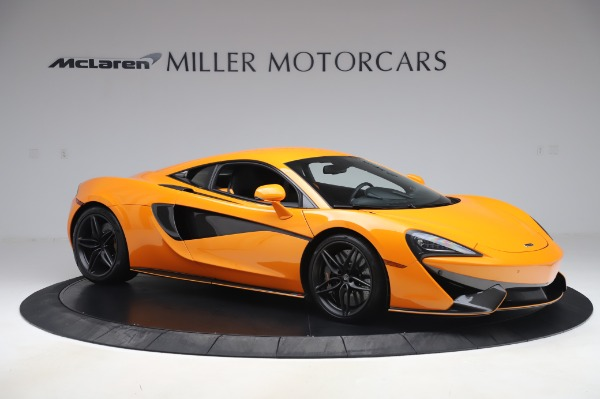 Used 2017 McLaren 570S Coupe for sale $149,900 at Maserati of Greenwich in Greenwich CT 06830 9