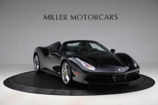 Used 2017 Ferrari 488 Spider for sale $284,900 at Maserati of Greenwich in Greenwich CT 06830 11