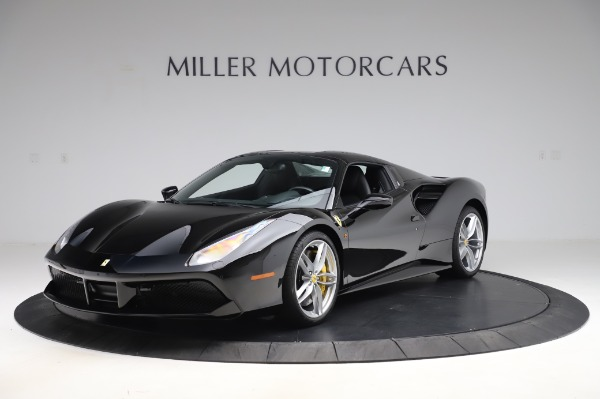 Used 2017 Ferrari 488 Spider for sale $284,900 at Maserati of Greenwich in Greenwich CT 06830 12
