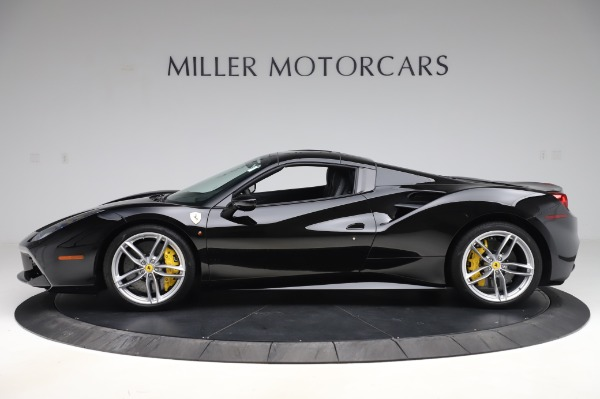 Used 2017 Ferrari 488 Spider for sale $284,900 at Maserati of Greenwich in Greenwich CT 06830 13