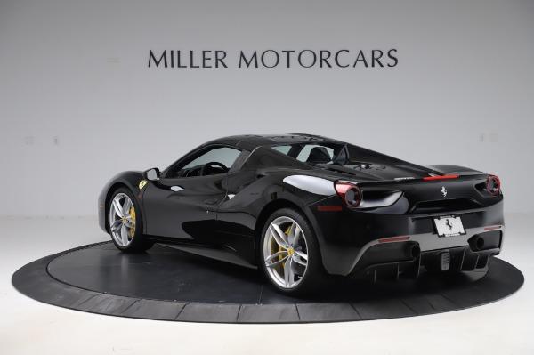 Used 2017 Ferrari 488 Spider for sale $284,900 at Maserati of Greenwich in Greenwich CT 06830 14