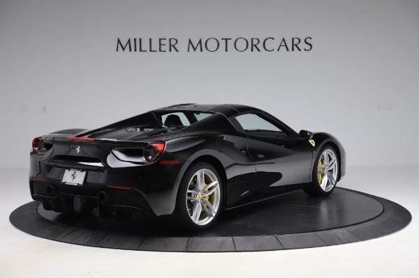Used 2017 Ferrari 488 Spider for sale $284,900 at Maserati of Greenwich in Greenwich CT 06830 15