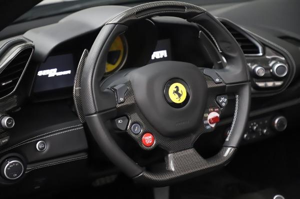Used 2017 Ferrari 488 Spider for sale $284,900 at Maserati of Greenwich in Greenwich CT 06830 26